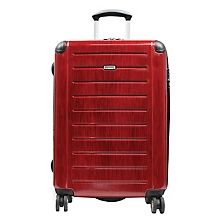suitcase maroon $ 129 95 mcbrine 3 piece hardside luggage set $ 229 95