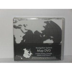 GM 20940248 GPS 6 0c Navigation MAP DVD Disc FACTORY OEM 2011 UPDATE
