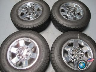 99 12 Dodge 2500 3500 Factory 17 Wheels Tires Rims 2383 265 70 17 BFG