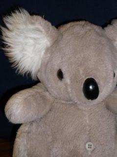 Daekor Pot Belly Koala Bear Vintage 1979 Plush Toy Soft Stuffed Animal