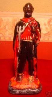 Exu Caveira Statue Santeria Kimbanda Umbanda Image Eshu