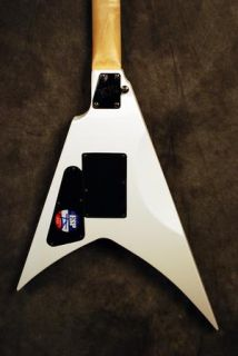 ESP Guitar Alexi Laiho 200 White New Electric Bodom Signed Henkka