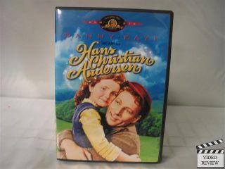 Hans Christian Andersen DVD Danny Kaye Farley Granger