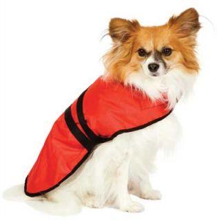 Fashion Pet Blanket Dog Coat XS to XXL Fleece Lining Waterproof Shell