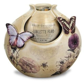 Falling Waters Indoor MODERN VINTAGE BUTTERFLY FOUNTAIN Home Decor