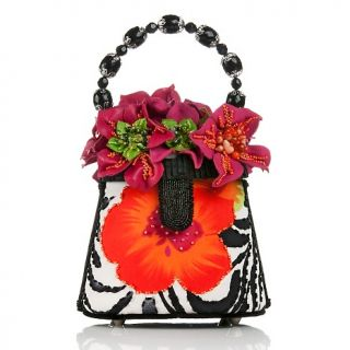 167 295 mary frances mary frances beaded tango in paris bag rating be