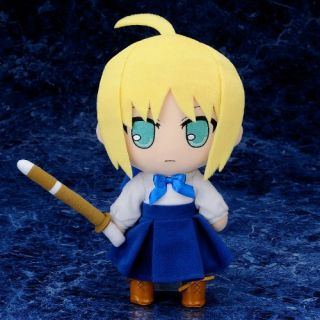 Nendoroid Fate Stay Night Plush Doll Series 37 10 Saber
