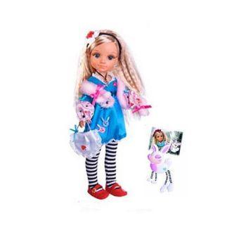 NIB Nancy Fairy Tales Doll   Alice in Wonderland  Cyber Monday