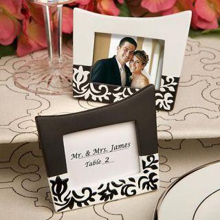 Design Place Card Holders Wedding Bridal Shower Favors Bulk Lot