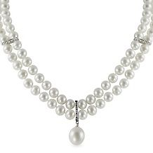 multi cultured pearl necklace $ 179 90 imperial pearls 14k baroque