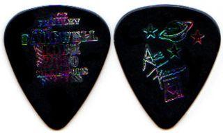 Kiss Ace Frehley Farewell City Guitar Pick Minneapolis 5 17 Black Tour