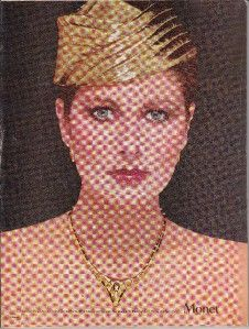 BAZAAR MAG 9/78 JACLYN SMITH COVER WONDERFUL FURS & ACCESSORIES