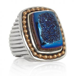 Jewelry Rings Gemstone Statements by Amy Kahn Russell Silver and