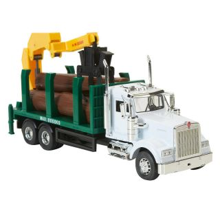 Fast Lane 1 32 Scale Die Cast Utility Truck Logging