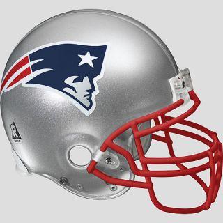 New England Patriots Helmet Fathead Large Sticker Decal
