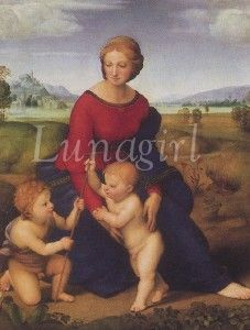 PAINTINGS on CD art Victorian Medieval Catholic Christian scrapbooking