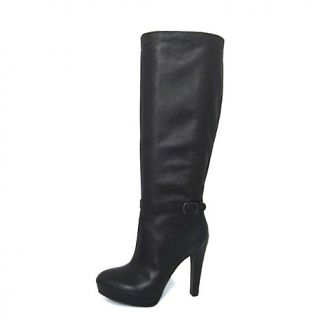 Jessica Simpson Khalen Leather Tall Boot with Buckles