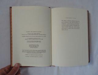 Easton Press Absalom Absalom William Faulkner Leather Book