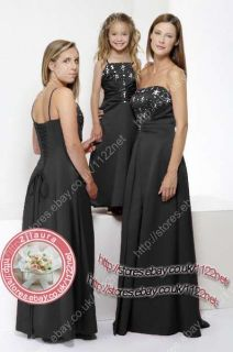 Bridesmaid Dress Flower Girl Dress Evening Dress Prom Gown