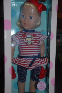 Love 18 Madame Alexander Doll New Favorite Friends Collection