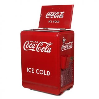 216 217 coca cola vintage refrigerated cooler rating 1 $ 1200 00 or 4
