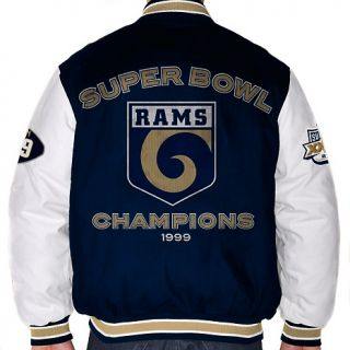 St. Louis Rams NFL Hall of Fame Commemorative Jacket