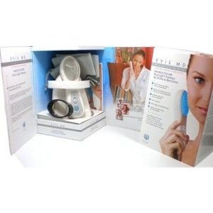 evis md platinum blue light therapy acne treatment