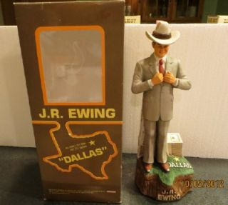 McCormick Dallas TV Star Jr Ewing Larry Hagman Whiskey Musical