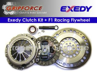 EXEDY CLUTCH PRO KIT & F1 RACING CHROMOLY FLYWHEEL ACURA RSX TYPE S