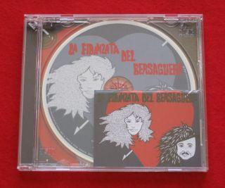 Ennio Morricone ost cd la Fidanzata Del Bersagliere japan nm