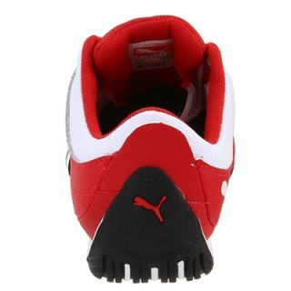 New Puma Boys Ferrari Drift Cat 4 Junior Kids Shoes Motorsport