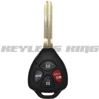 Uncut Ignition Key Keyless Entry Remote Fob Transmitter Head