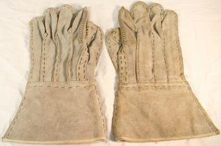 Military Army Work Gloves Razor Barbed Wire Garden Nice