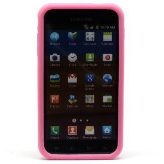 Rubber Silicone Gel Soft Case Skin Sprint Samsung Epic 4G Touch