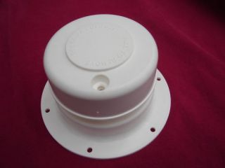 RV camper Trailer Sewer Holding Tank Roof Vent Cap New