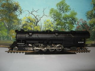 Rivarossi HO Scale 2 10 2 Baltimore Ohio Loco TNDR
