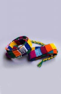 Native Vibe Jewelry 2 Pack Cotton Toto Belts