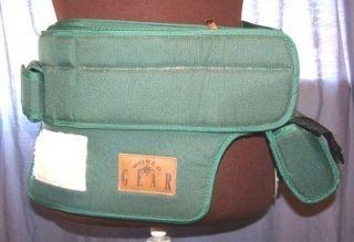 World Gear Tackle Box Belt Fishing Supplies Green