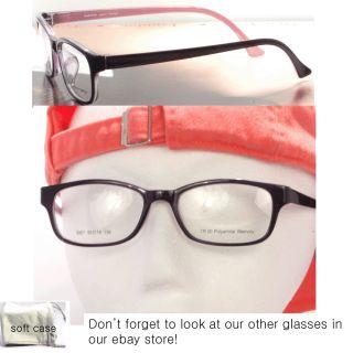 Sabline Eyeglass Frames 9201 Eyeglasses TR 90 Purple Glasses Soft Case