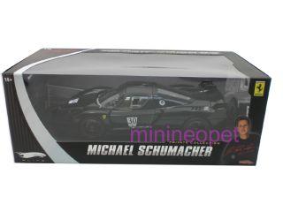 Hot Wheels Elite Ferrari FXX 30 1 18 Michael Schumacher