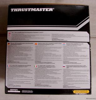 Thrustmaster 2960697 GT Ferrari Racing Wheel Pedal Accelerator Brake