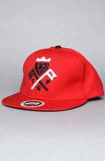 TRUKFIT The Truck It Snapback Cap in Red
