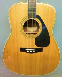 Yamaha Acoustic Guitar Model FG 420A w Chipboard Case