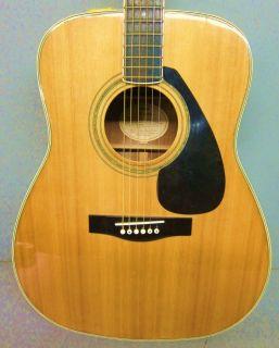 Yamaha Acoustic Guitar Model FG 420A w Chipboard Case
