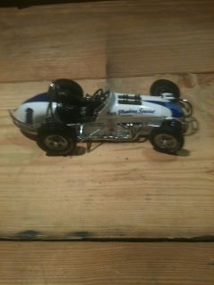 Franklin Mint Parnelli Jones Fike Plumbing Sprint Car 1 18 Diecast