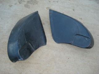 1932 ford rear frame horn covers fiberglass street hot rat rod