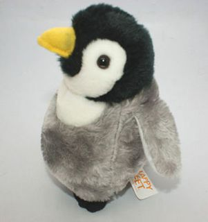 Happy Feet 2 Movie 7  Plush Soft Erik Character Toy Penguin Dancing