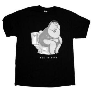 Family Guy Peter The Stinker Funny Cartoon TV Show T Shirt Tee