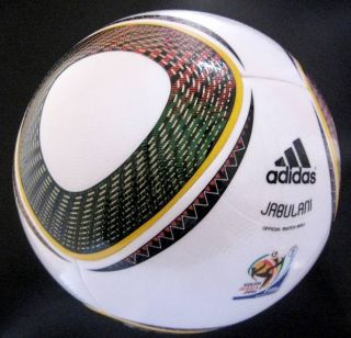 Adidas Jabulani FIFA World Cup 2010 Official Soccer Match Ball Premium