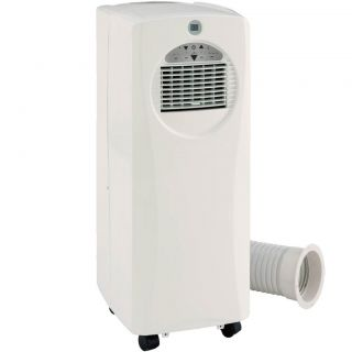 Portable Room AC Heater Mini Air Conditioner Dehumidifier Fan